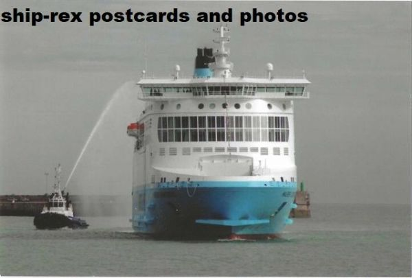 MAERSK DUNKERQUE (Norfolk Line) photo (a)